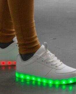 zapatillas deportivas con led baratas
