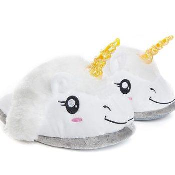zapatillas de felfa unicornio compr