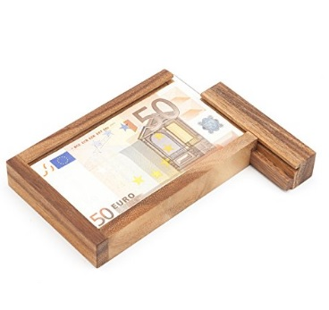 caja magica para regalar dinero comprar
