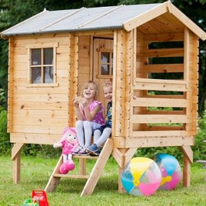 casa de madera para niños comprar online