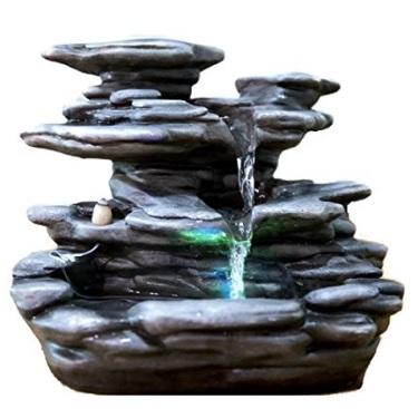 Fuente de agua interior feng shui regalos y chollos - Fuentes de interior baratas ...