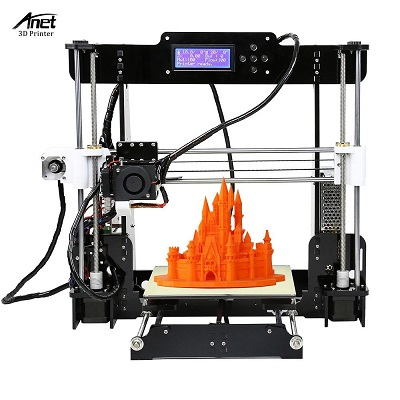 impresora 3d anet