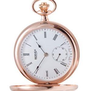 reloj de bolsillo hombre de oro rosa comprar online