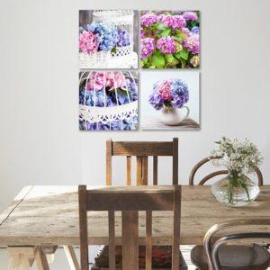 cuadros con flores comprar online