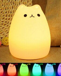 lampara con forma de gato comprar online