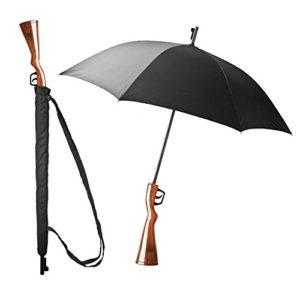 paraguas con forma de rifle comprar barato
