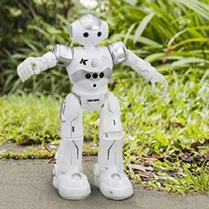 robot que baila y hace sonidos barato