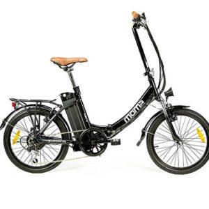 bicicleta electrica moma shimamo barata