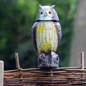 escultura con forma de buho comprar online