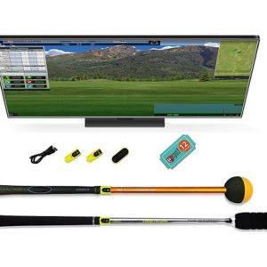 simulador de golf para casa barato