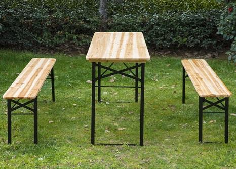 conjunto muebles para picnic baratos