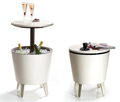 mesa de fiesta con hielera comprar online
