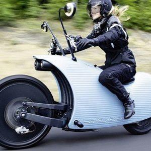 moto electrica original especial
