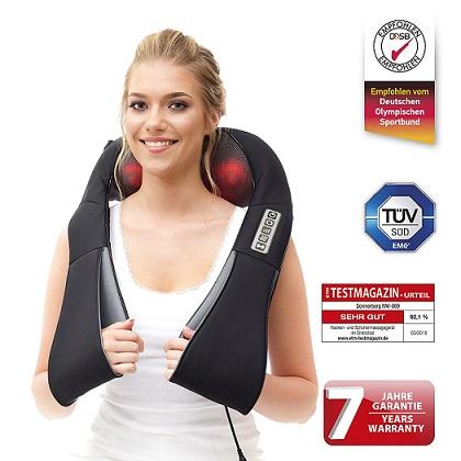 masajeador de espalda y cuello donnerberg comprar online