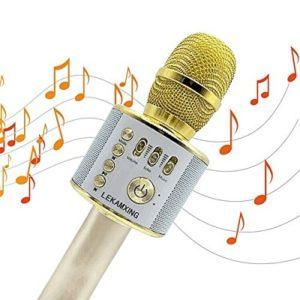 microfono inalambrico de karaoke comprar online