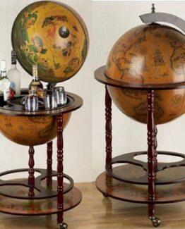 mueble bar globo terraqueo comprar barato