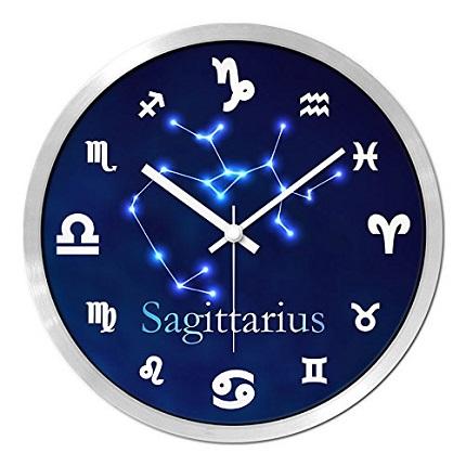 reloj de pared constelación de estrellas comprar