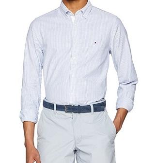 camisas tommy hilfiger hombre donde comprar baratas