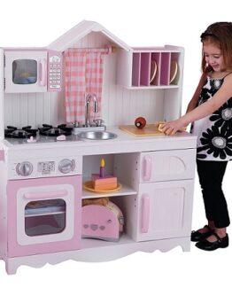 cocinita de juguete kidkraft barata ofertas