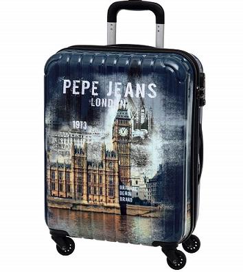 maleta pepe jeans london comprar online barata