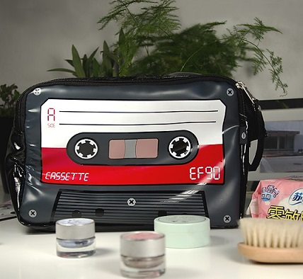 neceser forma de cassette comprar barato
