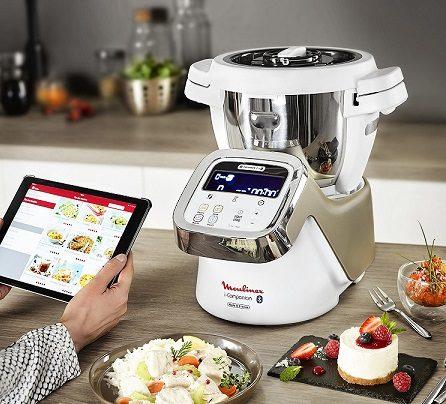 robot moulinex cuisine icompanion comprar barato