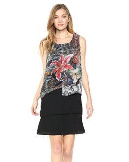 vestido mujer desigual comprar barato ofertas