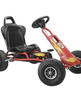 kart a pedales color rojo comprar online