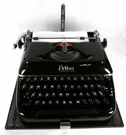 maquina de escribir erika 10 comprar barata