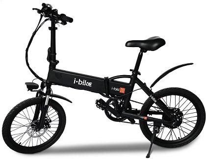 mejor bici electrica plegable barata