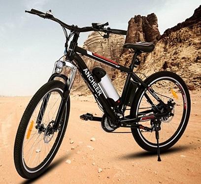 mejor bicicleta electrica de montaña barata