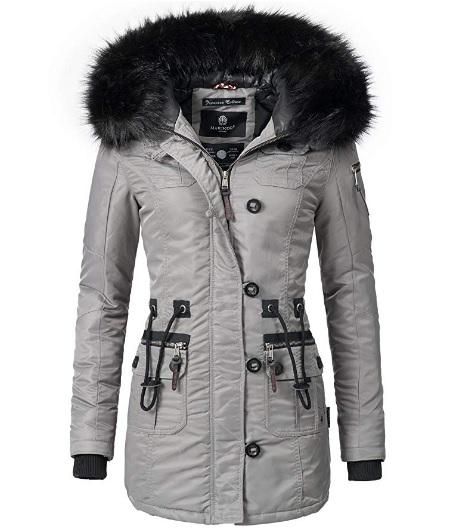 abrigo invierno mujer marikoo comprar barato