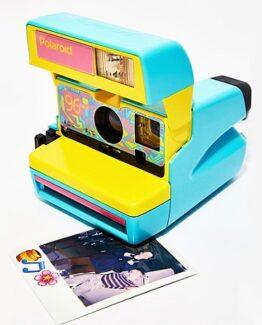 camara instantanea polaroid 600 comprar barata online