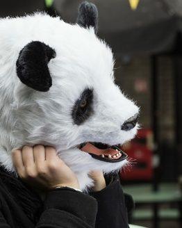 mascara de oso panda comprar barata