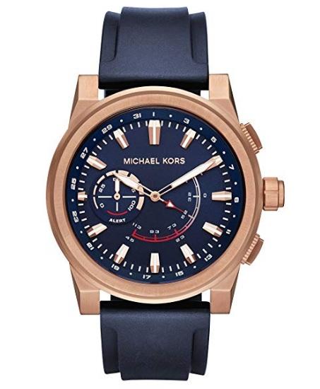 bajo precio 47cdc acf02 Reloj para hombre Michael Kors Grayson al precio más barato. Descuento del  30%
