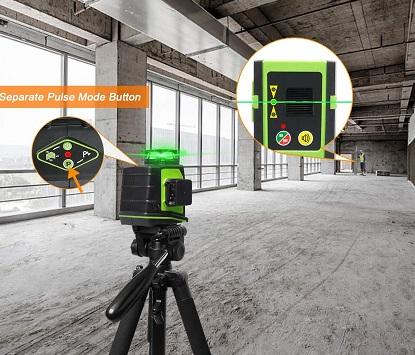 comprar nivel laser verde huepar precio barato online